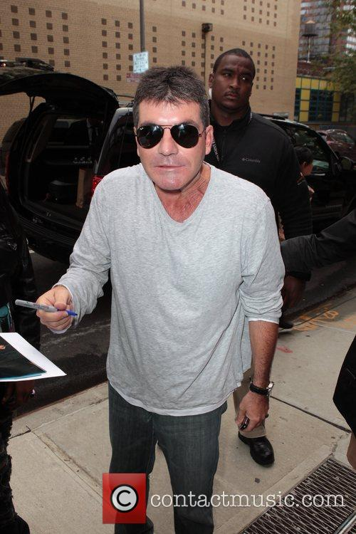 Simon Cowell and Fox Studios 5