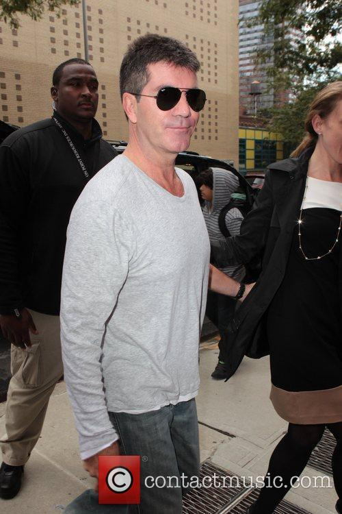 Simon Cowell and Fox Studios 8