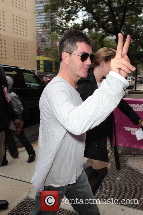 Simon Cowell and Fox Studios 11