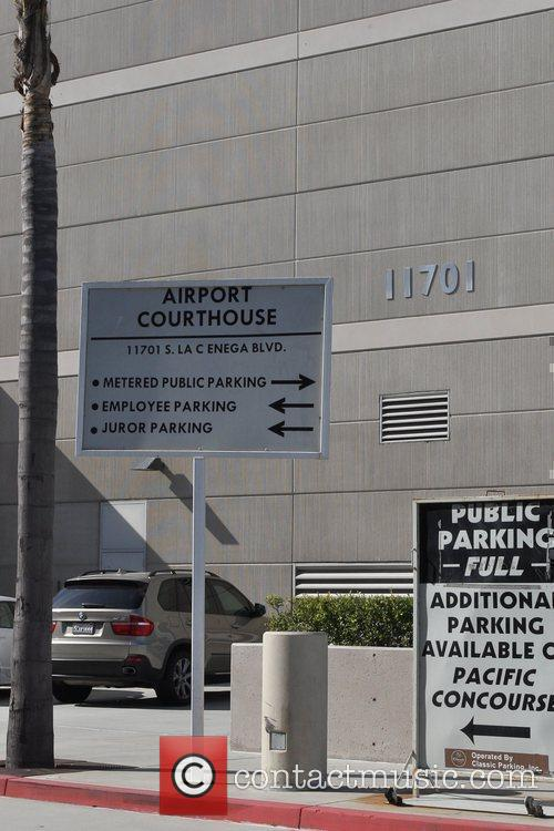 General Views of Los Angeles County Superior Court...