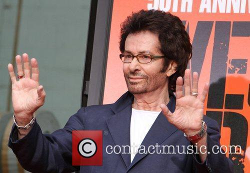 George Chakiris and Grauman's Chinese Theatre 10