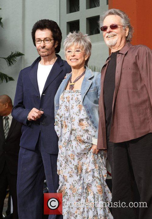 George Chakiris, Rita Moreno, Russ Tamblyn and Grauman's Chinese Theatre 8