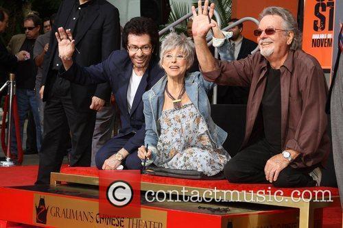 George Chakiris, Rita Moreno, Russ Tamblyn and Grauman's Chinese Theatre 15