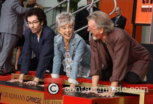 George Chakiris, Rita Moreno, Russ Tamblyn and Grauman's Chinese Theatre 6
