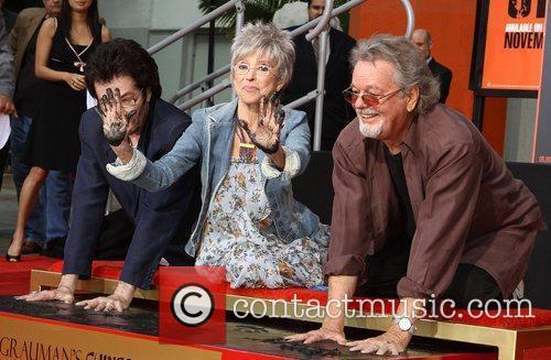 George Chakiris, Rita Moreno, Russ Tamblyn and Grauman's Chinese Theatre 19