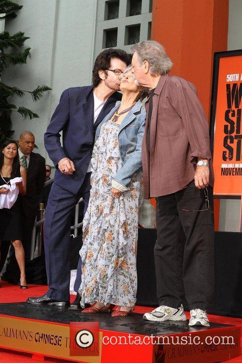 George Chakiris, Rita Moreno, Russ Tamblyn and Grauman's Chinese Theatre 21