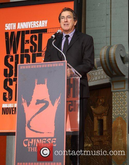 Kenny Ortega and Grauman's Chinese Theatre 8