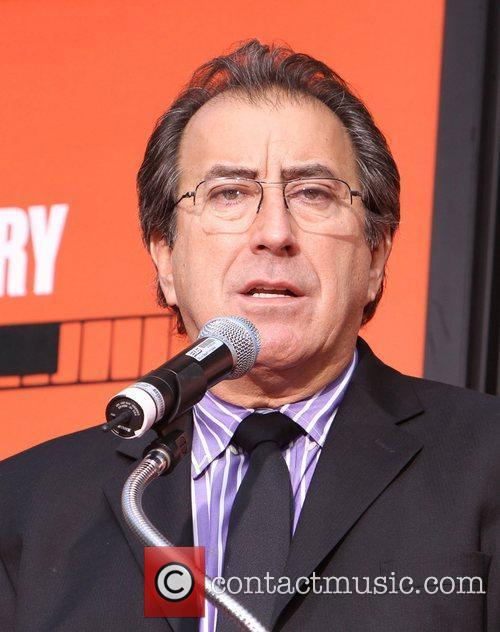 Kenny Ortega and Grauman's Chinese Theatre 6