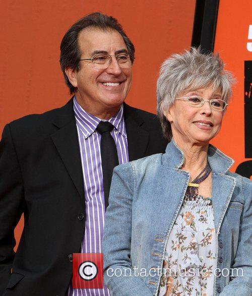 Kenny Ortega, Rita Moreno and Grauman's Chinese Theatre 7