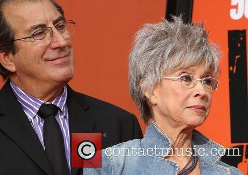 Kenny Ortega, Rita Moreno and Grauman's Chinese Theatre 4