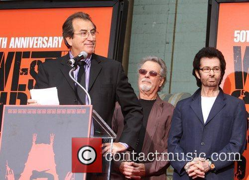 Kenny Ortega, George Chakiris, Russ Tamblyn and Grauman's Chinese Theatre 9