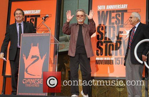 Kenny Ortega, Russ Tamblyn and Grauman's Chinese Theatre 5