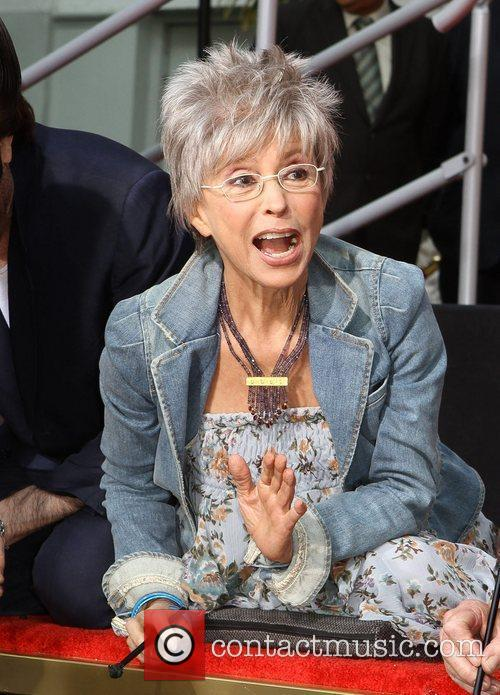 Rita Moreno and Grauman's Chinese Theatre 5