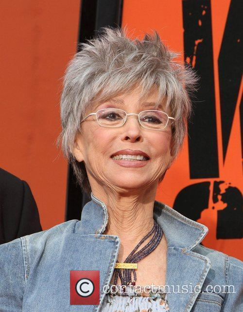 Rita Moreno and Grauman's Chinese Theatre 7