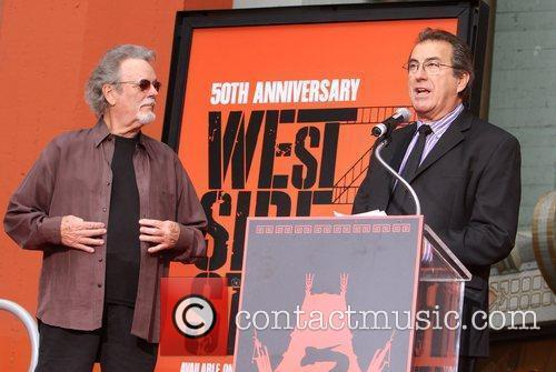 Russ Tamblyn, Kenny Ortega and Grauman's Chinese Theatre 3