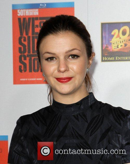 Amber Tamblyn and Grauman's Chinese Theatre 9