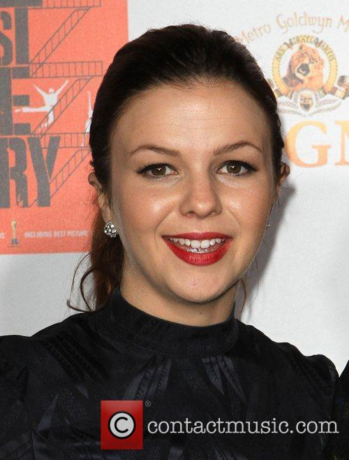 Amber Tamblyn and Grauman's Chinese Theatre 1