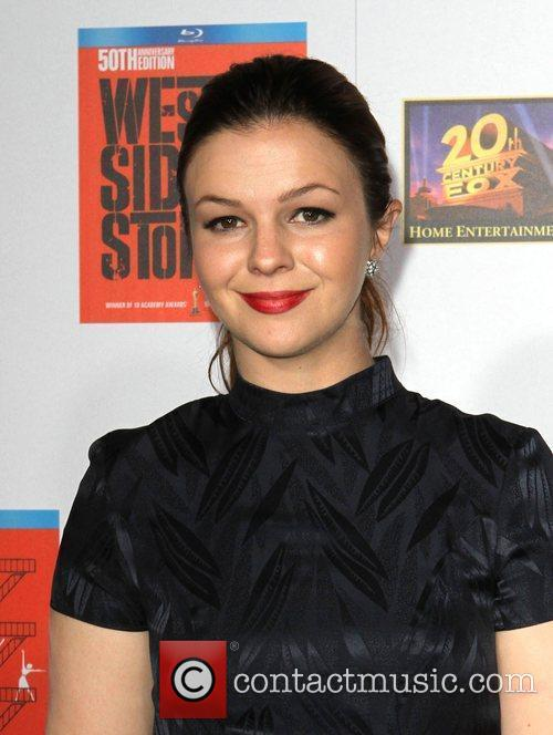 Amber Tamblyn and Grauman's Chinese Theatre 7