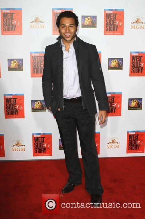 Corbin Bleu 50th Anniversary Screening Of West Side...