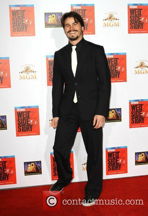 Jason Ritter and Grauman's Chinese Theatre 1