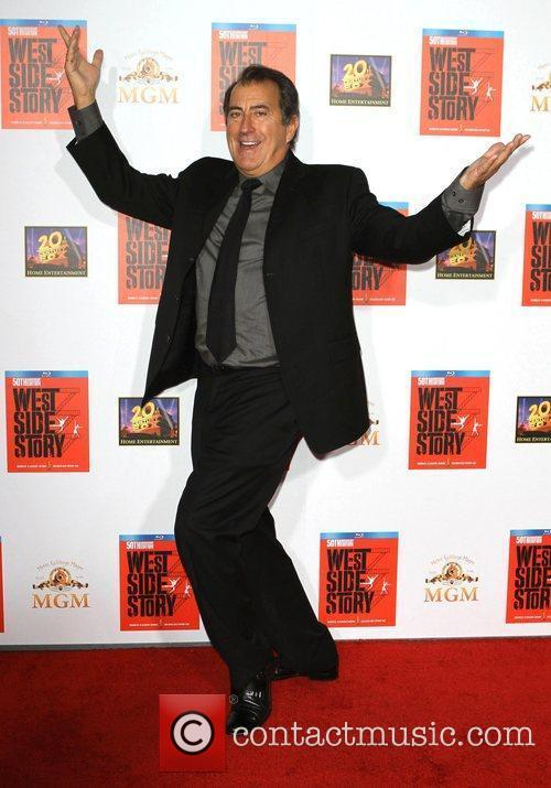 Kenny Ortega and Grauman's Chinese Theatre 4