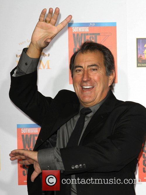 Kenny Ortega and Grauman's Chinese Theatre 1