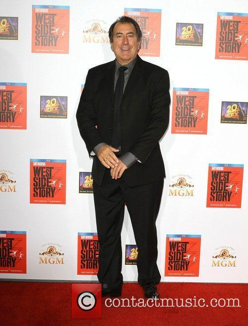 Kenny Ortega and Grauman's Chinese Theatre 3