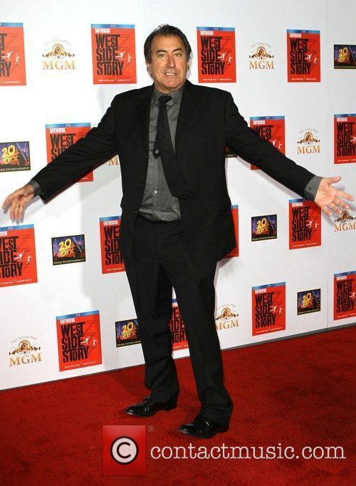 Kenny Ortega and Grauman's Chinese Theatre 2