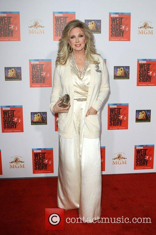 Morgan Fairchild and Grauman's Chinese Theatre 9