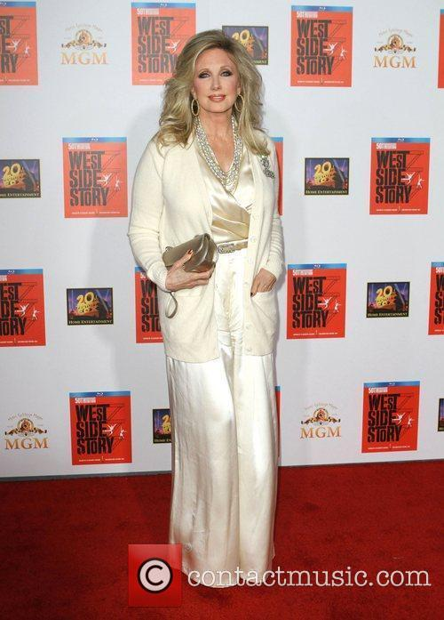 Morgan Fairchild and Grauman's Chinese Theatre 11