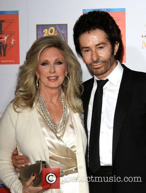 Morgan Fairchild, George Chakiris and Grauman's Chinese Theatre 8