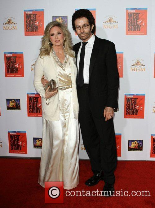 Morgan Fairchild and George Chakiris 10