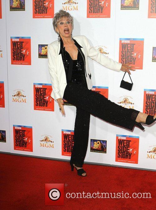 Rita Moreno 50th Anniversary Screening Of West Side...