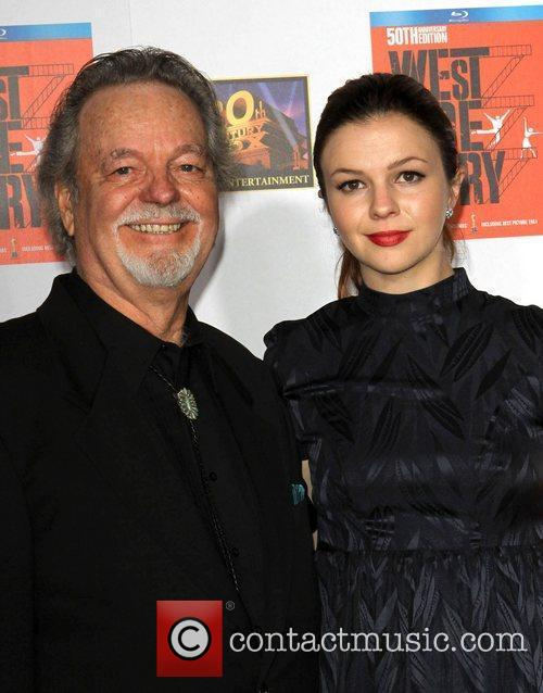 Russ Tamblyn, Amber Tamblyn and Grauman's Chinese Theatre 7