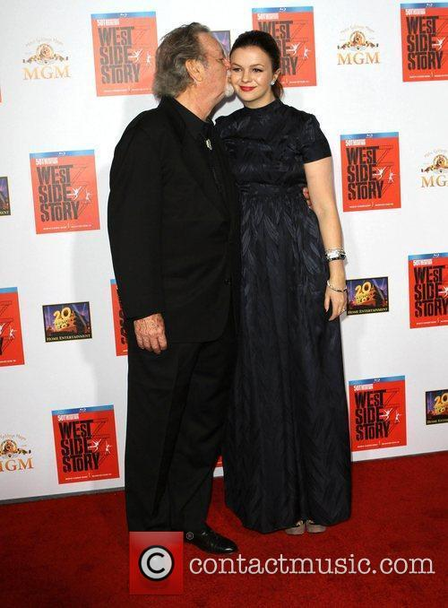 Russ Tamblyn, Amber Tamblyn and Grauman's Chinese Theatre 2
