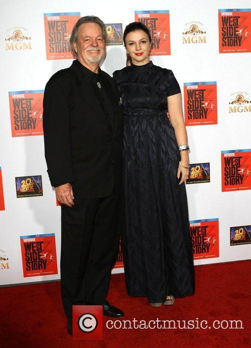 Russ Tamblyn, Amber Tamblyn and Grauman's Chinese Theatre 3