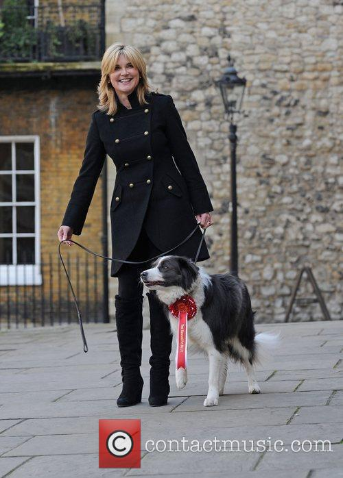 Anthea Turner The Wetnose Rescue Awards at the...