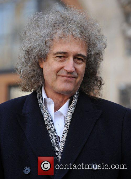 Brian May The Wetnose Rescue Awards at the...