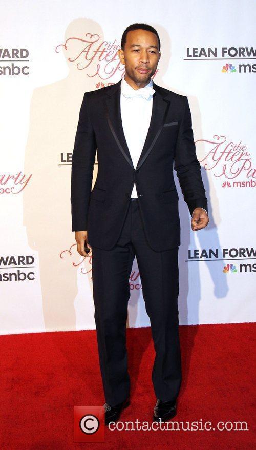 John Legend 2011 White House Correspondents' Association Dinner...