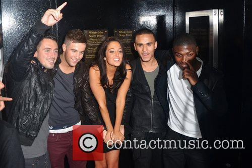 The X Factor, Tulisa Contostavlos and X Factor 5