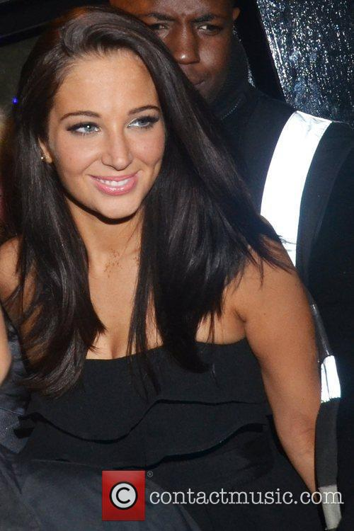 The X Factor, Tulisa Contostavlos and X Factor 10