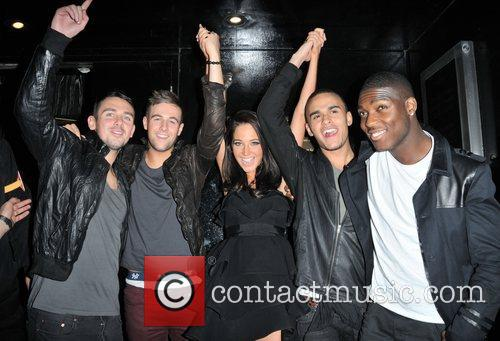 The X Factor, Tulisa Contostavlos and x factor 4
