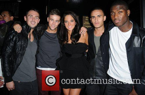 The X Factor, Tulisa Contostavlos and x factor 3