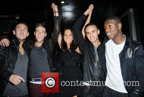 The X Factor, Tulisa Contostavlos and x factor 2