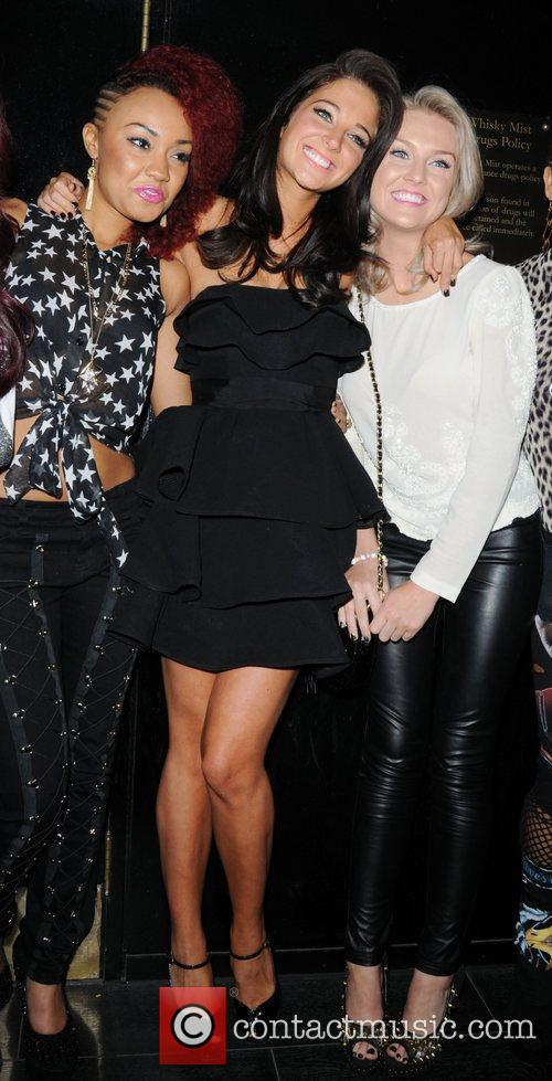 The X Factor, Tulisa Contostavlos and x factor 1