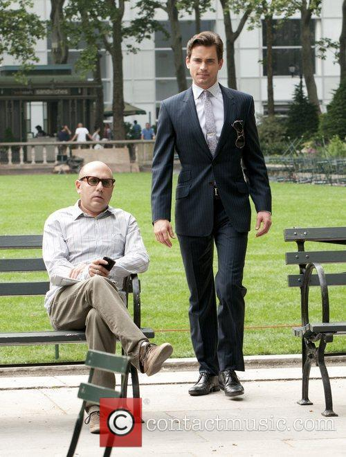 Willie Garson and Matt Bomer 4