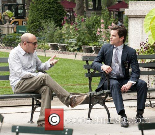 Willie Garson and Matt Bomer 6