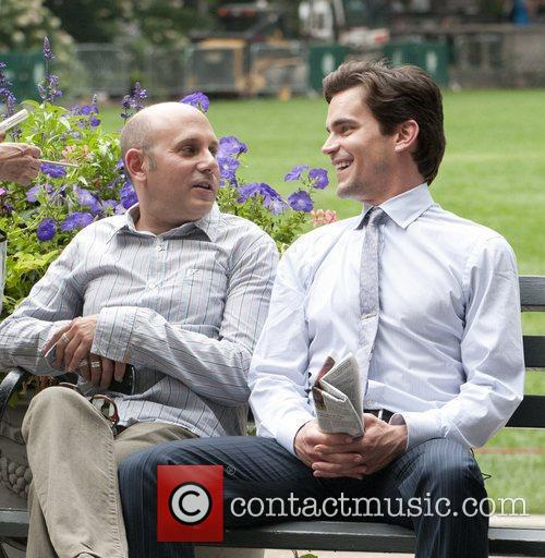 Willie Garson and Matt Bomer 7