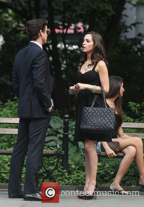 Matt Bomer and Eliza Dushku 2