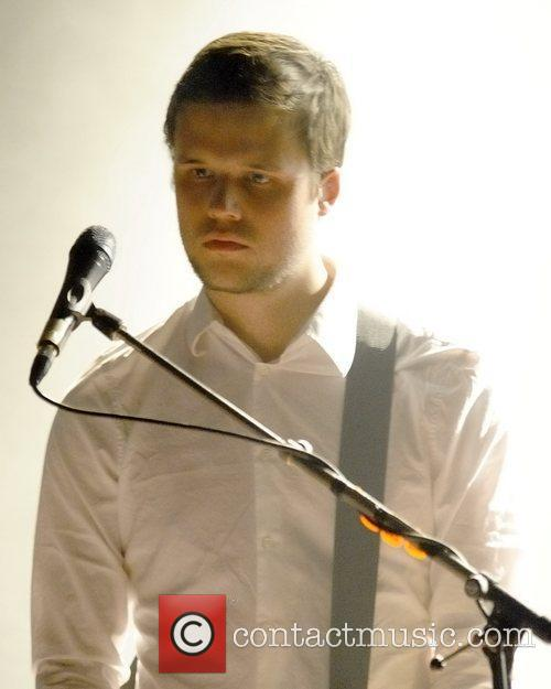 Harry McVeigh  English alternative rock band 'White...